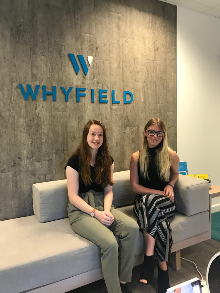 Two aspiring young accountants, Rachael Walton and Tabitha Lawer have joined us as Apprentice Accounts Assistants