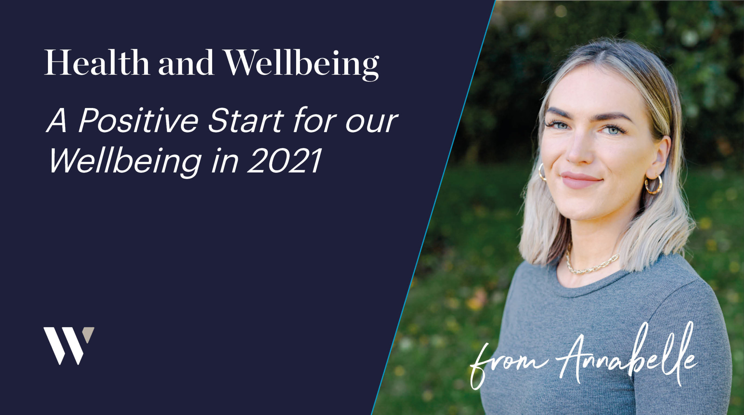 A Positive Start for our Wellbeing in 2021