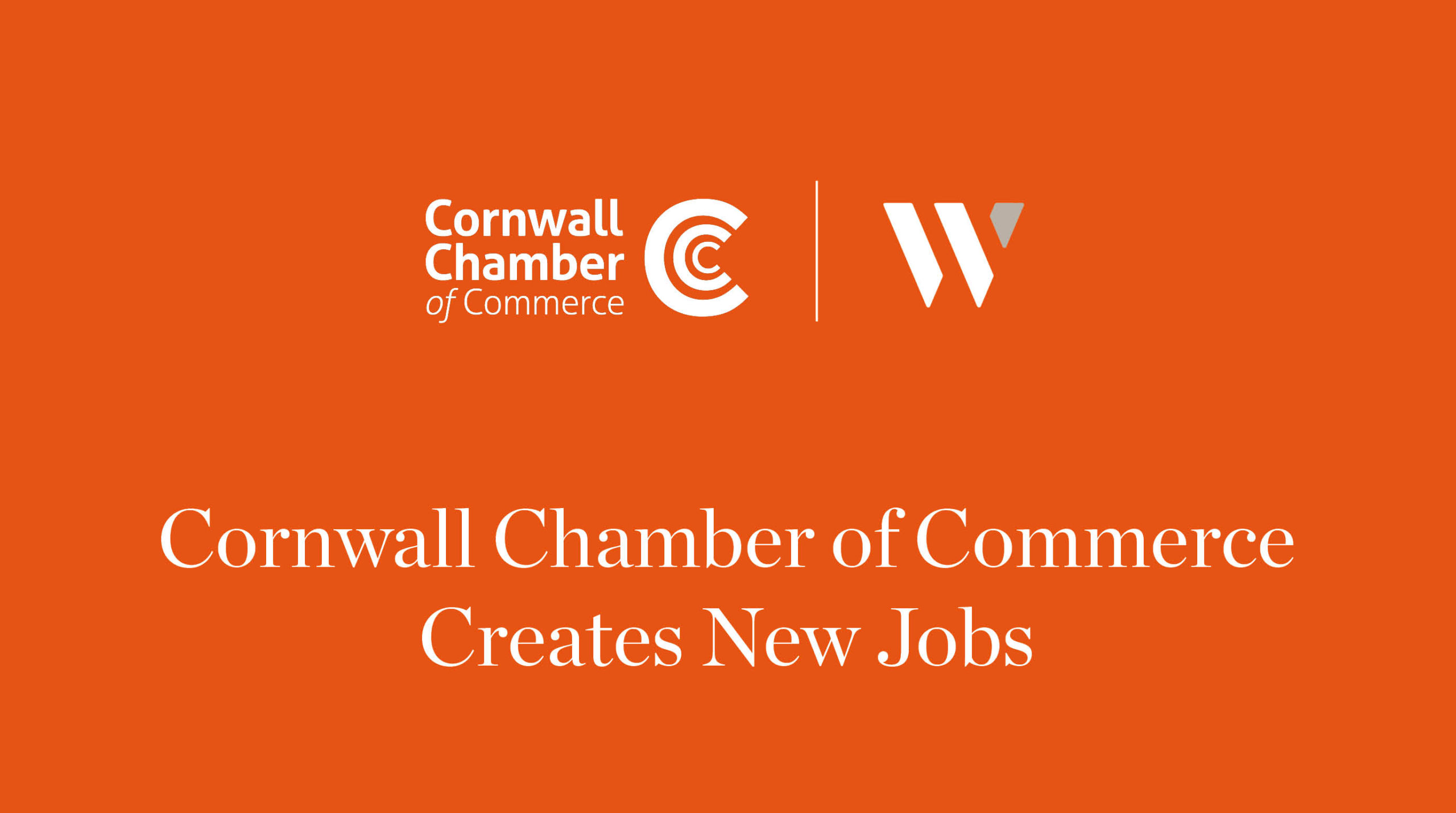 Cornwall Chamber of Commerce Creates New Jobs