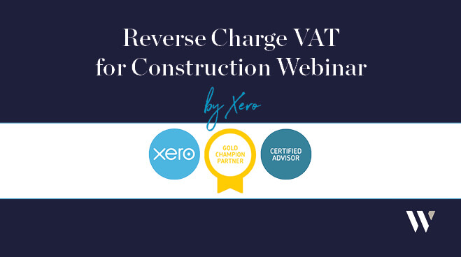 Reverse Charge VAT for Construction Webinar by Xero