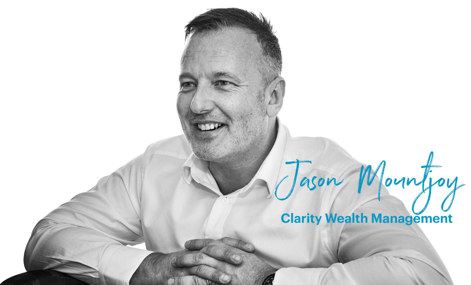 Jason Mountjoy of Clarity Wealth Management
