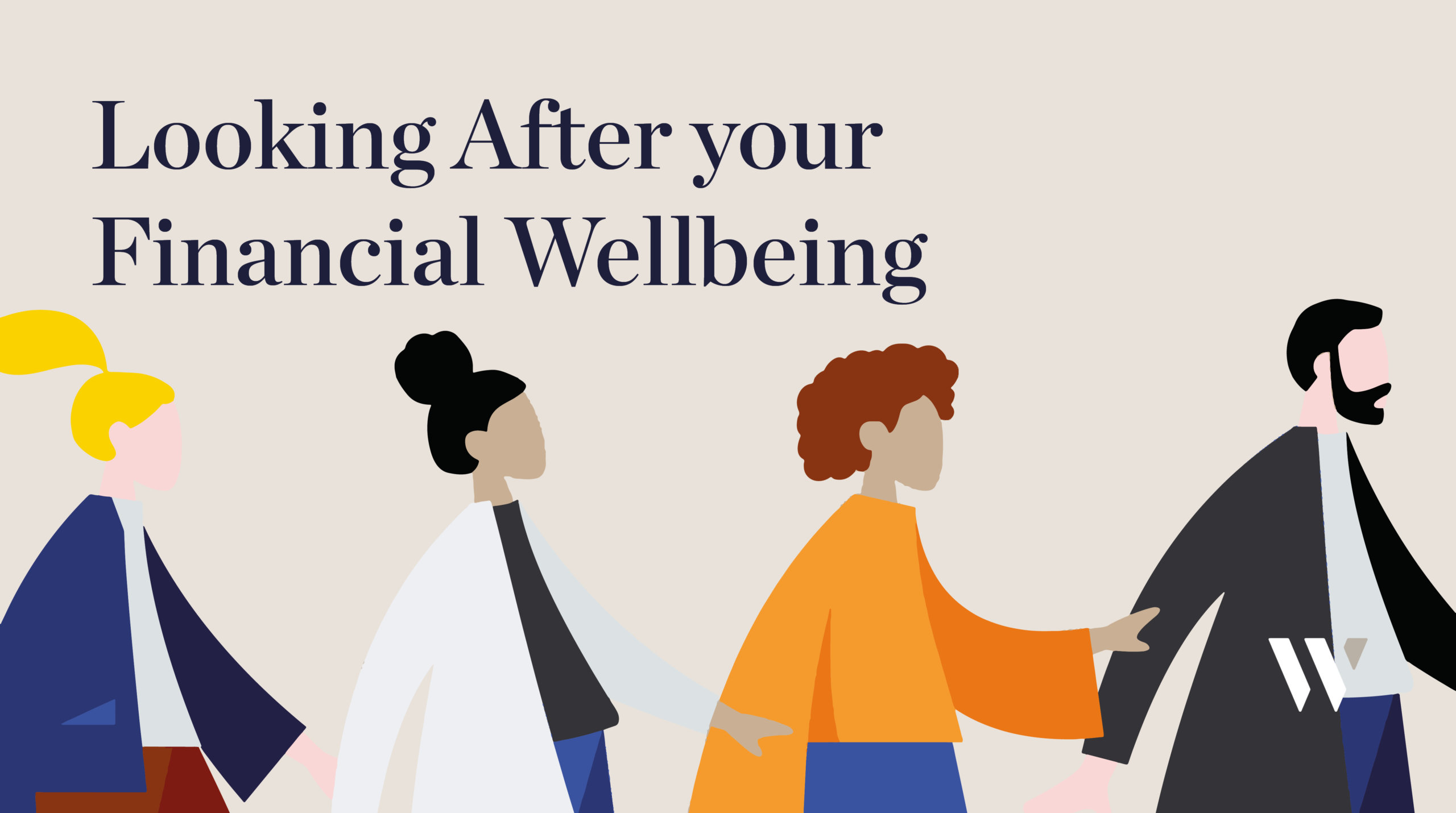 Looking After your Financial Wellbeing