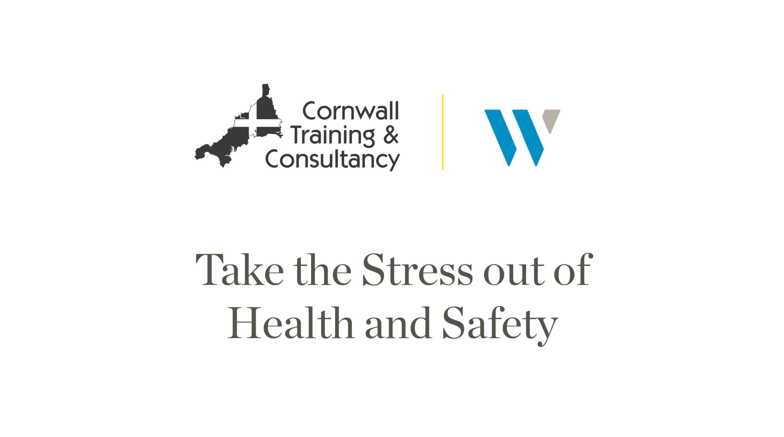 Take the Stress out of Health and Safety