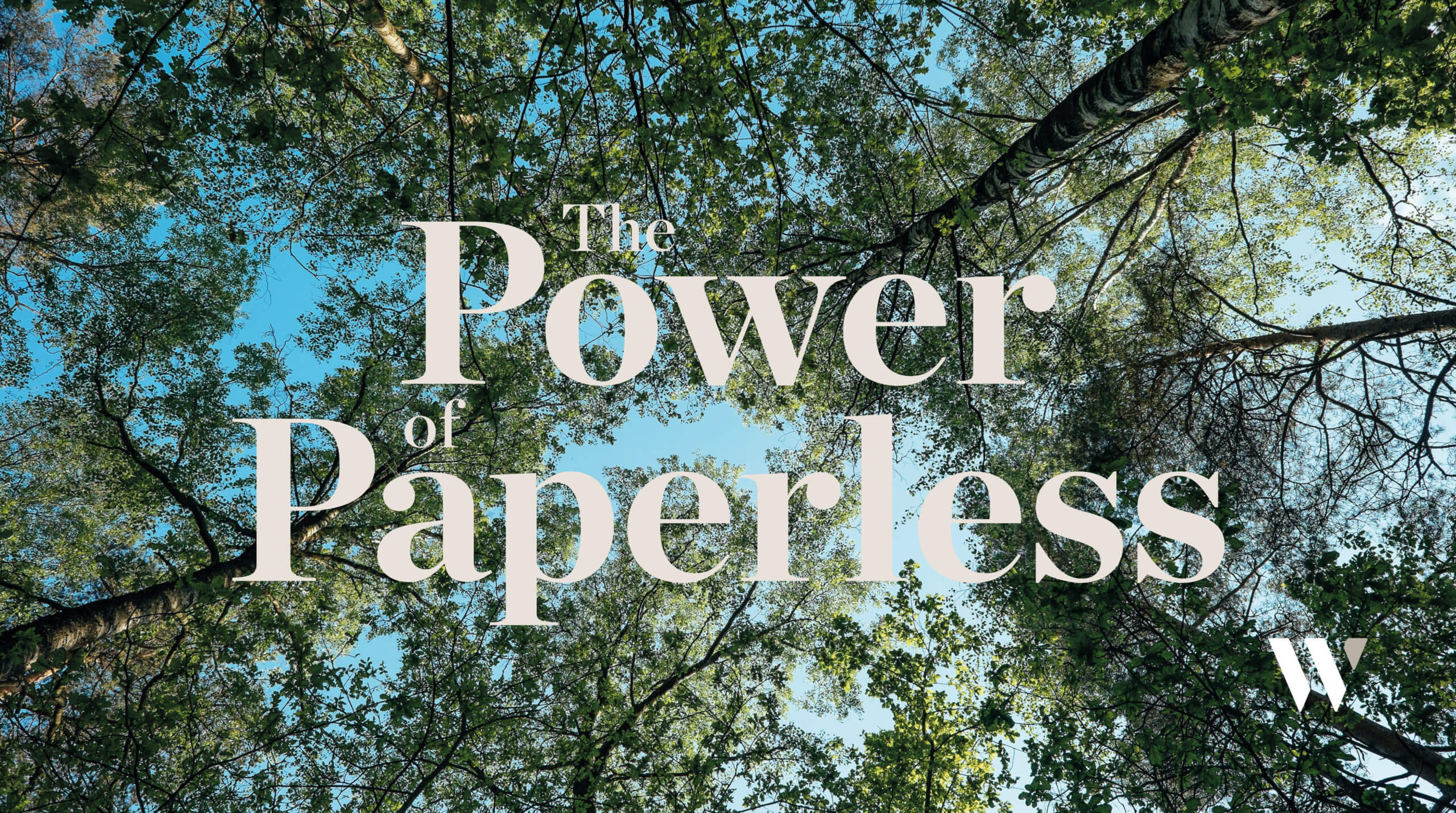 The Power of Paperless
