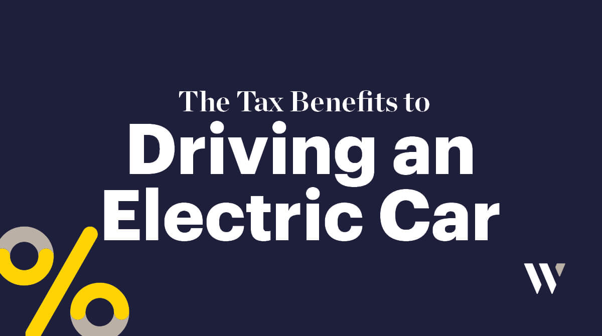 The Tax Benefits to Driving an Electric Car