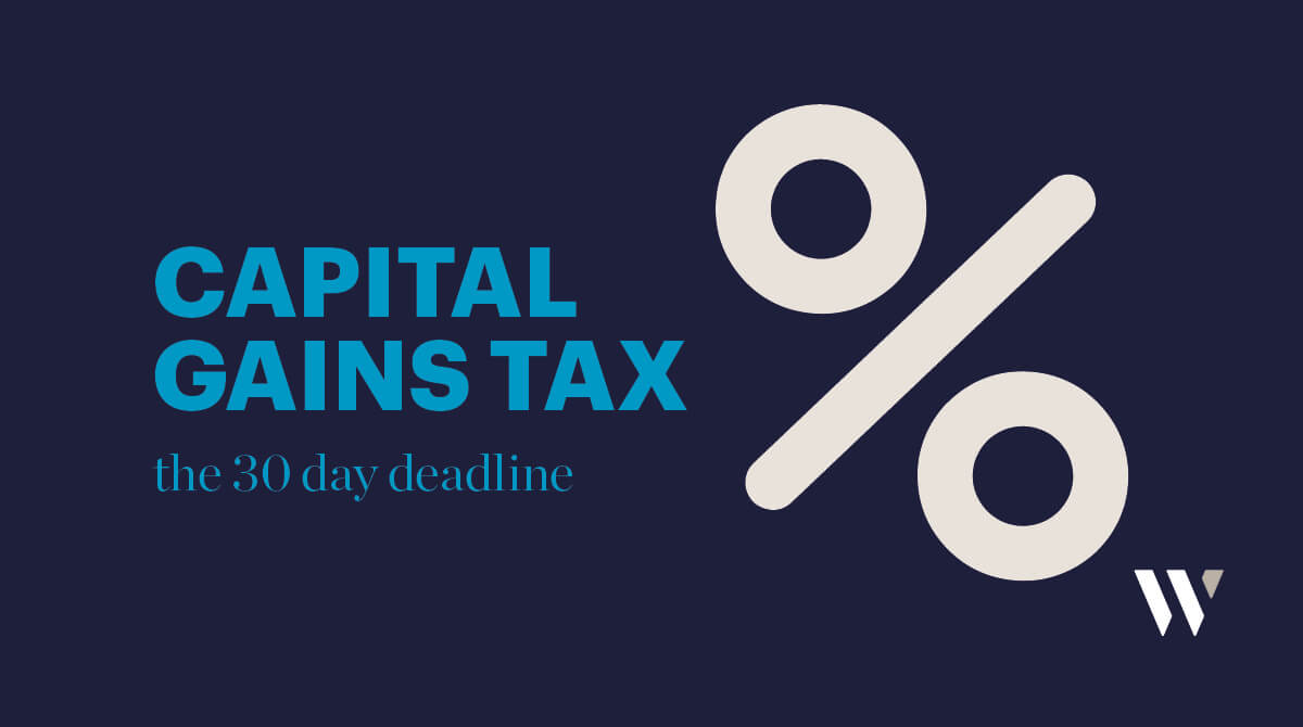 Capital Gains Tax for UK Property
